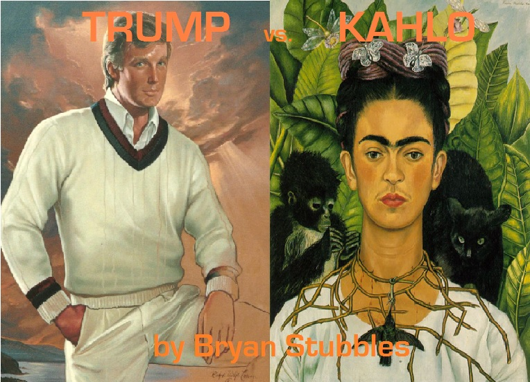 Trump vs. Kahlo