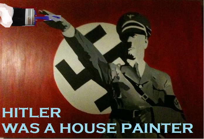 Hitler Was a