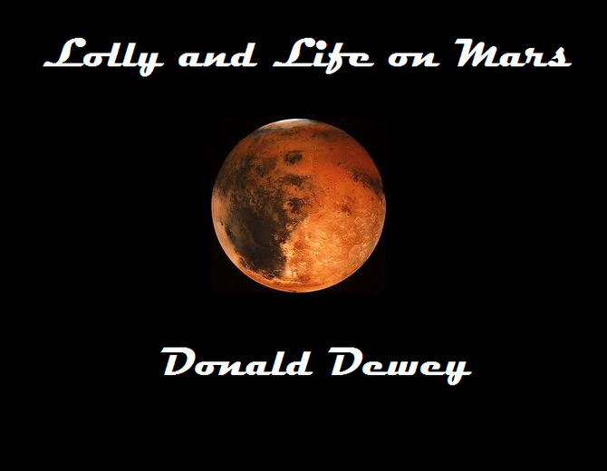 LOLLY AND LIFE ON MARS one-act plays