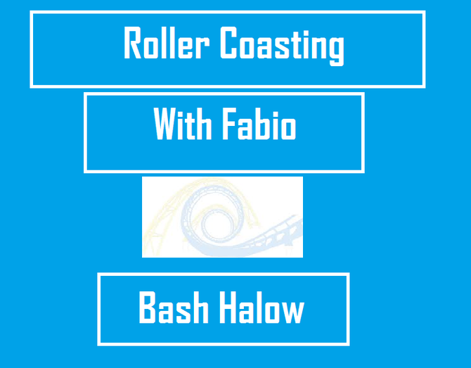 ROLLERCOASTING WITH FABIO