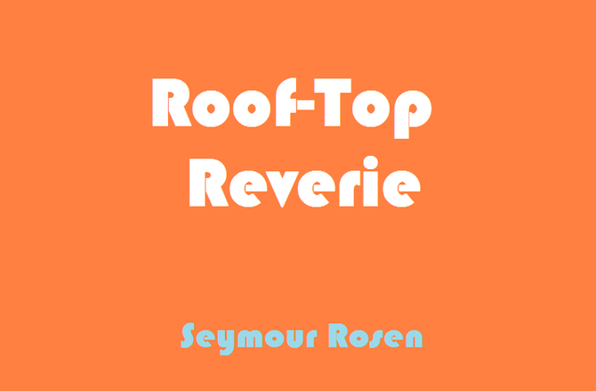 Roof-Top                                Reverie by Seymour Rosen