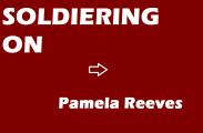Soldiering On by Pamela Reeves