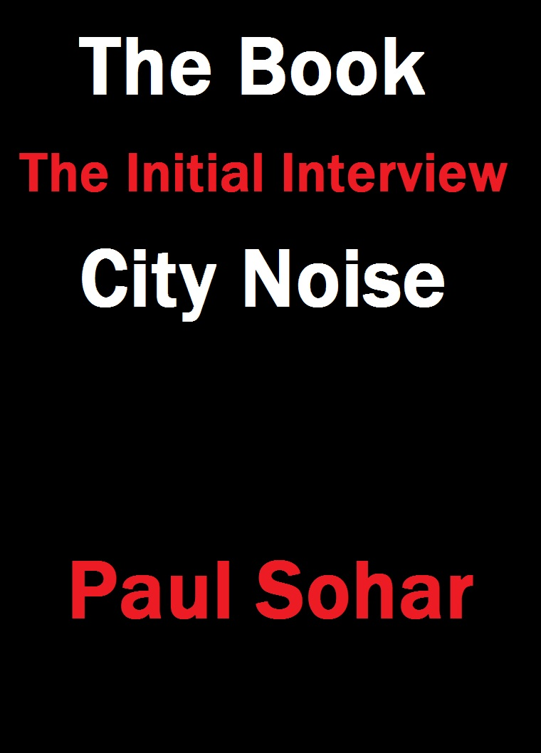 The Book, The Initial Interview and City Lights
